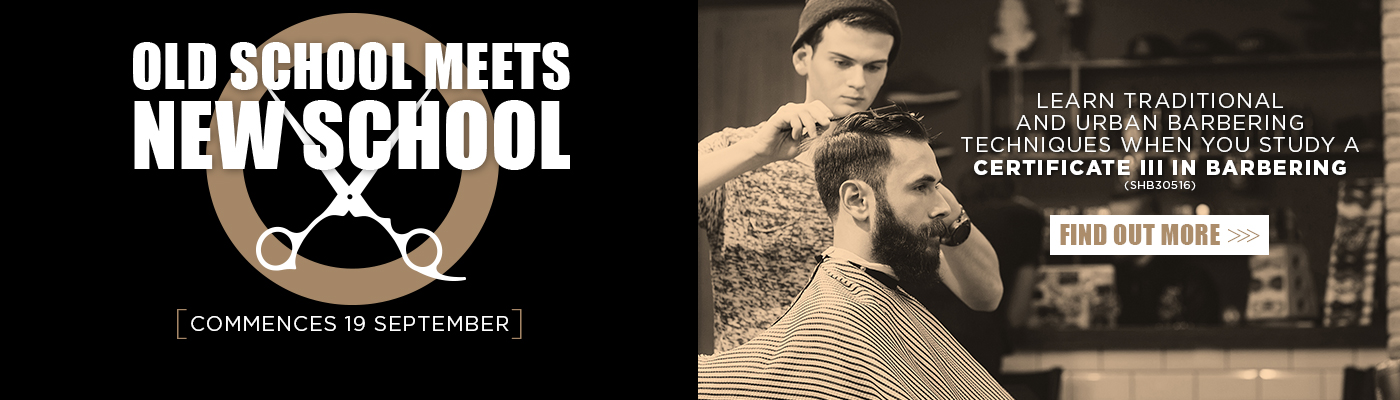 Kangan Institute Learn Traditional and Urban Barbering